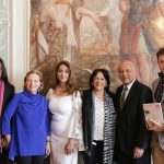 Cesar Barrios, Lourdes De La Riva, Elsie Wunderlich, Patricia Guillermo De Chea, Jose Luis Chea Urruela, Daniele Radini Tedeschi