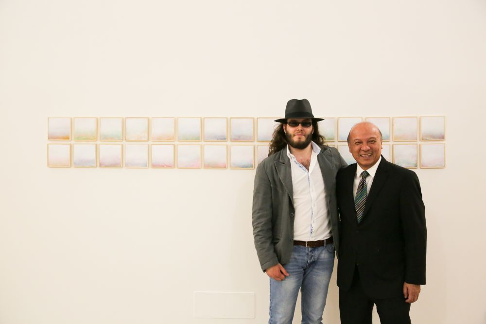 Daniele Bongiovanni, Jose Luis Chea Urruela