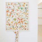 El Circulo Magico (Roberto Miniati), Sotto il Bianco, acrilico su tela 100x80 cm. 2012