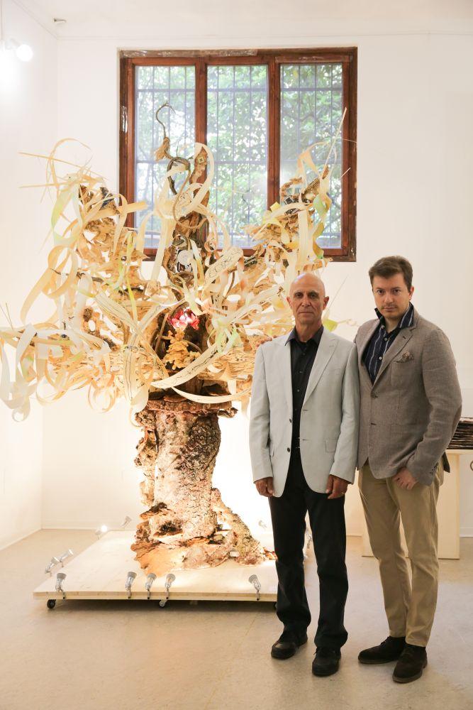 Giancarlo Flati, Daniele Radini Tedeschi