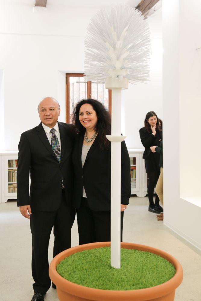 Jose Luis Chea Urruela, Sabrina Bertolelli