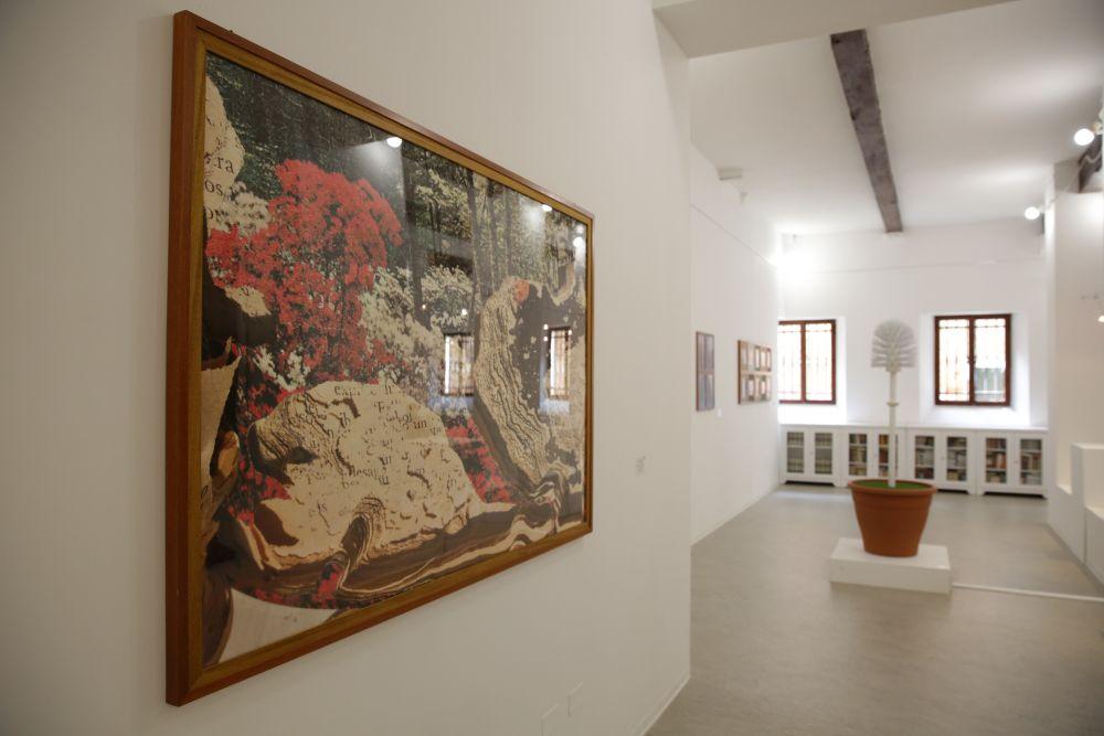 Lordes De La Riva, Artificio 006. Serie The Creators, tecnica mista fotografia digitale con inchiostro su carta di cotone, 160x106 cm. 2012