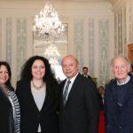 Patricia Guillermo De Chea, Jose Luis Chea Urruela, Sabrina Bertolelli, Erminio Tansini