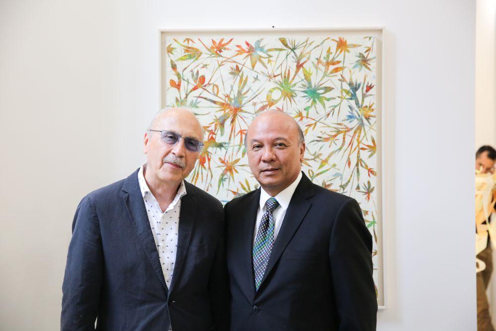 Roberto Miniati, Jose Luis Chea Urruela
