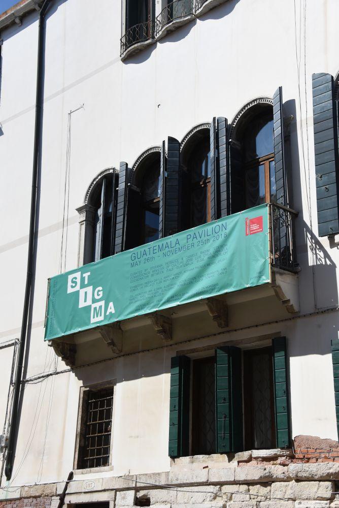 Facciata del Palazzo Albrizzi Capello