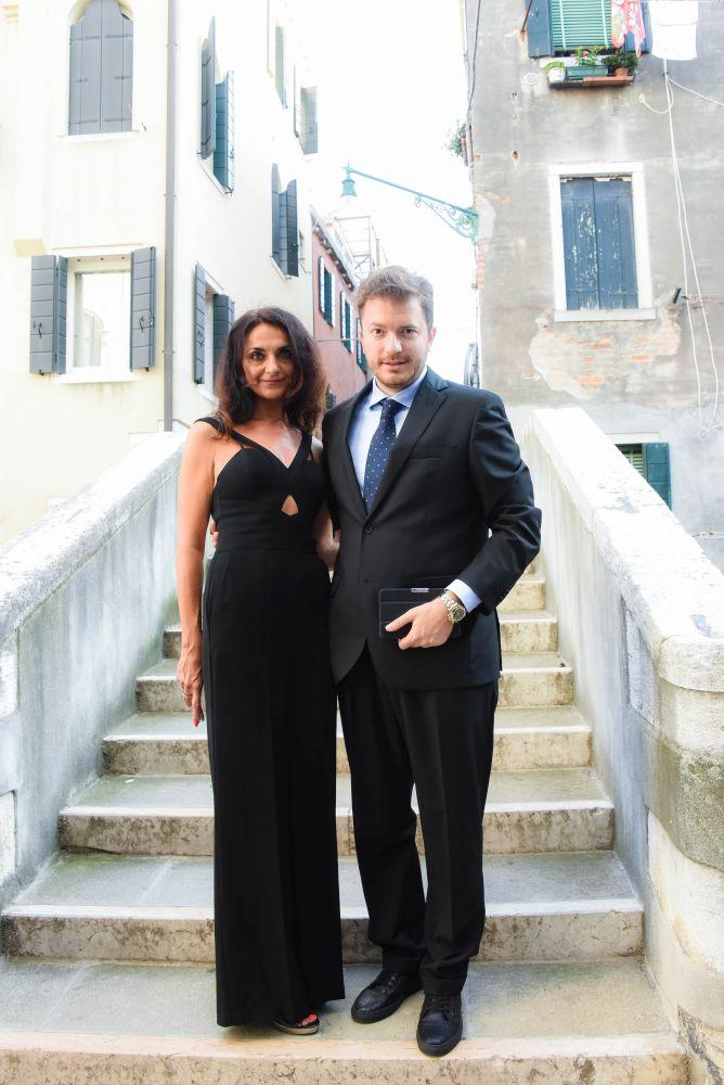 Federica Marin e Daniele Radini Tedeschi